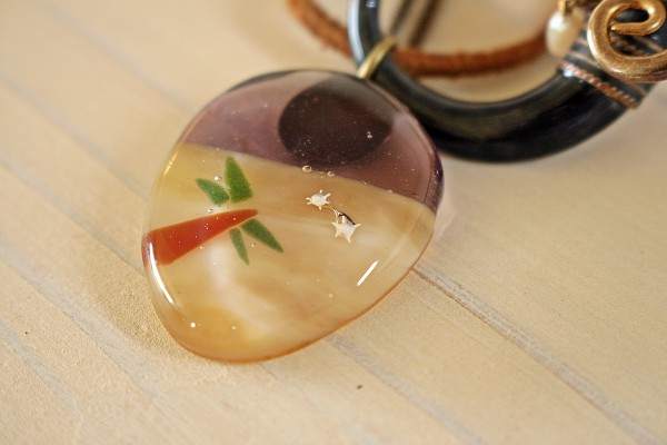 自分で作業できる幅が大きなガラス体験 沖縄 恩納村 ガラス体験