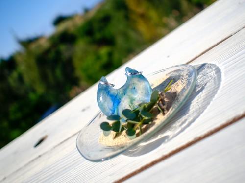 心に残るオーベルジュ 皿の上の自然