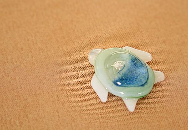 一から好きなものが作れるところが他にないので 恩納村 琉球ガラス体験工房