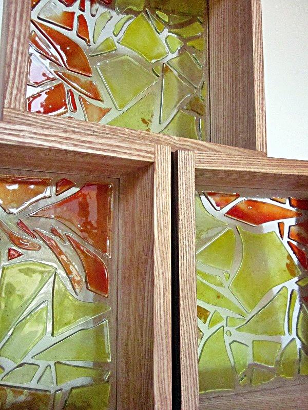 琉球ガラスブロックのオーダー