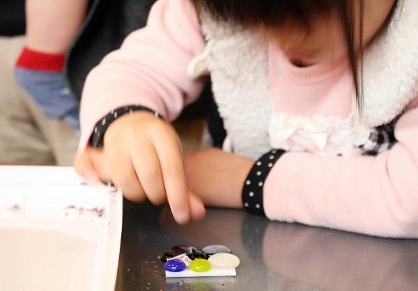 沖縄ガラス体験 子供体験