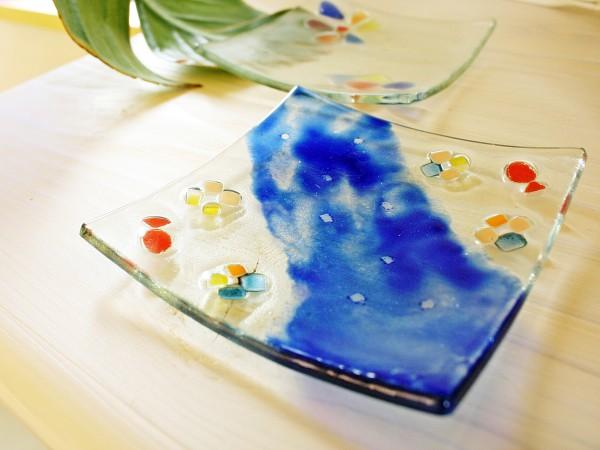 私も出来るんだと思いました|ウエディング体験 沖縄 恩納村 ガラス体験