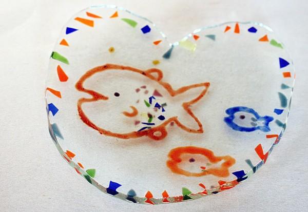 自分で色を作る事が出来る(動機)|沖縄ウエディング体験